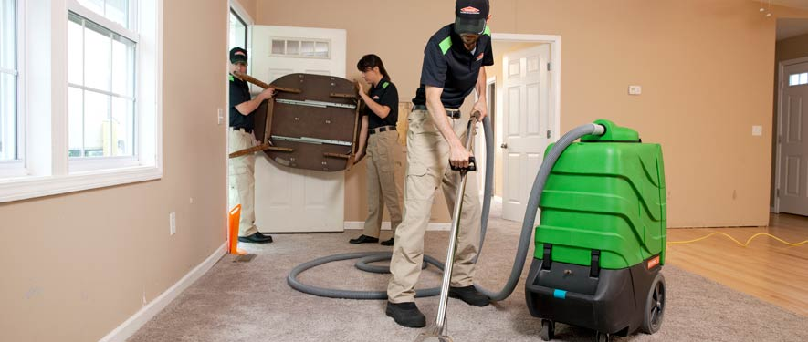Salem, OH residential restoration cleaning